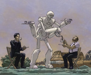 Robots I have Known #3