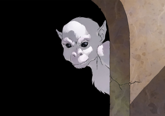 Beware the White Monkey